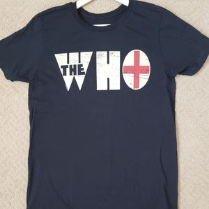 The Who t-shirt (unisex)